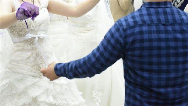 Düğün, gelin - Sputnik Türkiye