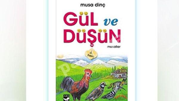 Gül ve Düşün isimli kitap - Sputnik Türkiye