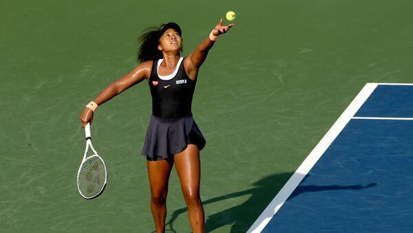 Tenis oyuncusu Naomi Osaka - Sputnik Türkiye