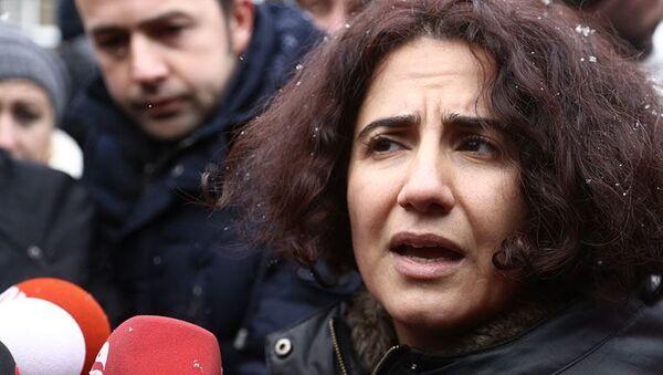 Adil yargılanma talebi için ölüm orucu başlatan avukat Ebru Timtik - Sputnik Türkiye