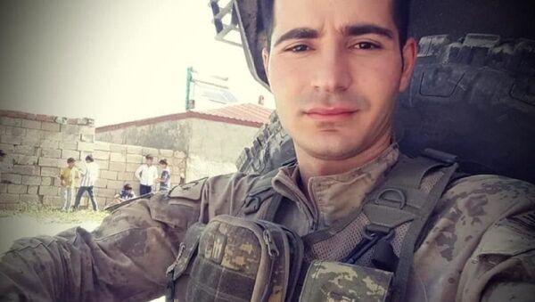 Jandarma Uzman Çavuş Çetin Ak - Sputnik Türkiye