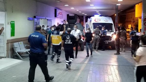Adana'da silahlı saldırı - Sputnik Türkiye