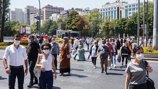 Türkiye - Ankara - koronavirüs  - Sputnik Türkiye