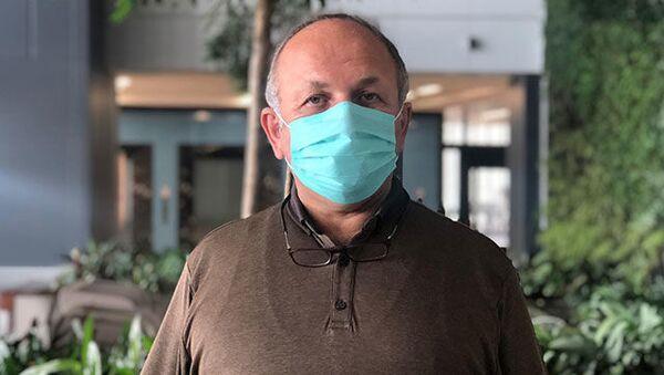 Bilim Kurulu Üyesi Prof. Öztürk: Yeni yasaklar, kurallara uyulmadığı takdirde zorunlu olarak gelecek - Sputnik Türkiye