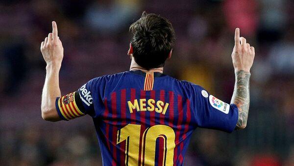 Lionel Messi - Sputnik Türkiye