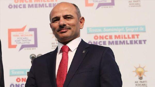 Şener Söğüt - Sputnik Türkiye