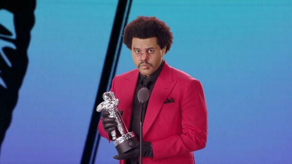 2020 MTV Video Müzik Ödülleri-The Weeknd - Sputnik Türkiye