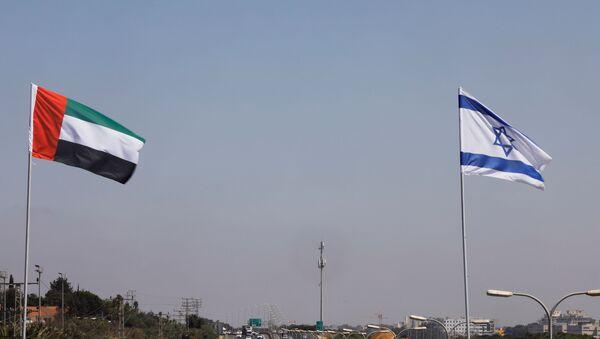 İsrail-Birleşik Arap Emirlikleri - Sputnik Türkiye