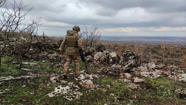 Yıldırım-8 Savur Operasyonu - Sputnik Türkiye