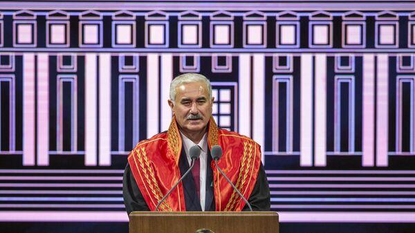 Yargıtay Başkanı Mehmet Akarca - Sputnik Türkiye