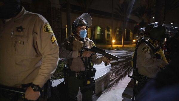Los Angeles Şerif Departmanı  - Sputnik Türkiye