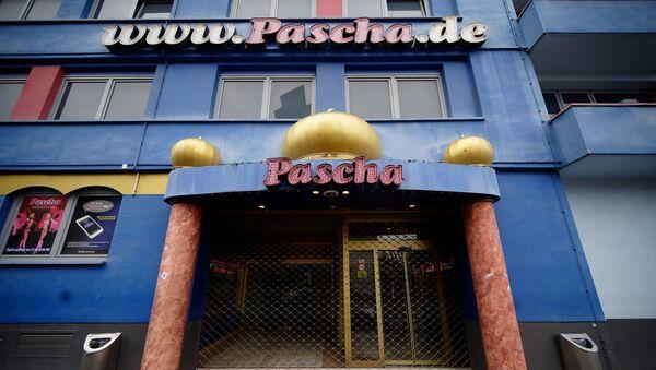 Almanya'nın Köln şehrinde, Avrupa'nın en büyük genelevlerinden biri olan Pascha - Sputnik Türkiye