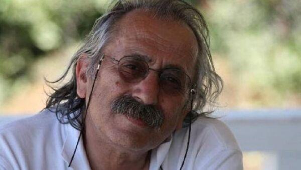 Gazeteci Erbil Tuşalp - Sputnik Türkiye