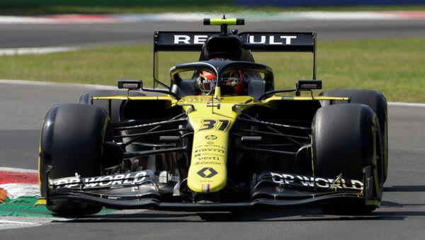 Renault- İtalya Grand Prix'si - Sputnik Türkiye