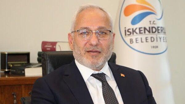İskenderun Belediye Başkanı Fatih Tosyalı - Sputnik Türkiye