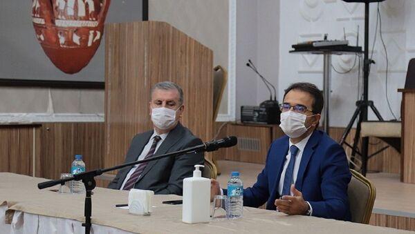 Çankırı Valisi Abdullah Ayaz - Sputnik Türkiye
