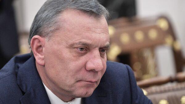 Rusya Başbakan Yardımcısı Yuriy Borisov - Sputnik Türkiye