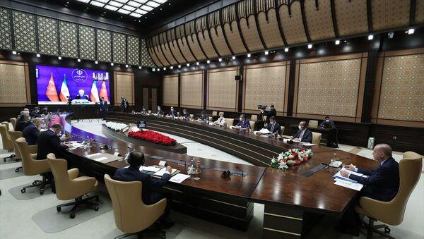 Türkiye İran toplantısı - Sputnik Türkiye