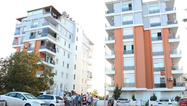 Antalya'da 60 haneli evin adresi yok - Sputnik Türkiye