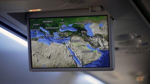 İsrail – BAE arasındaki uçuşlar - Sputnik Türkiye