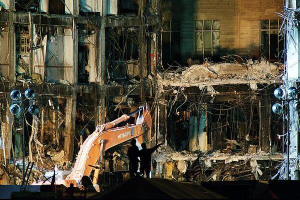 11 Eylül saldırılarının 19. yıldönümü - Sputnik Türkiye