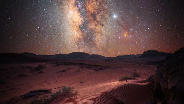 2020'nin En İyi Astronomi Fotoğrafçısı Yarışması'nın kazananları - Sputnik Türkiye