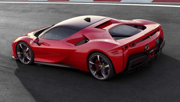 Ferrari SF90 Stradale - Sputnik Türkiye
