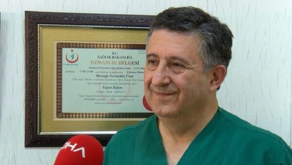Prof. Dr. Necmettin Ünal - Sputnik Türkiye
