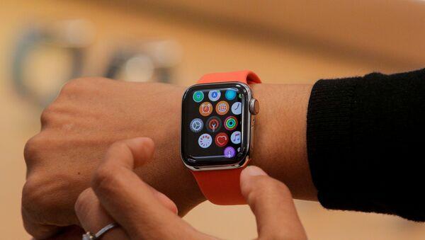 Apple Watch-akıllı saat - Sputnik Türkiye