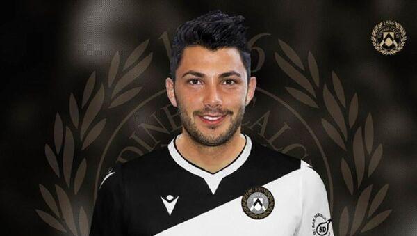 Tolgay Arslan, Udinese'ye transfer oldu - Sputnik Türkiye