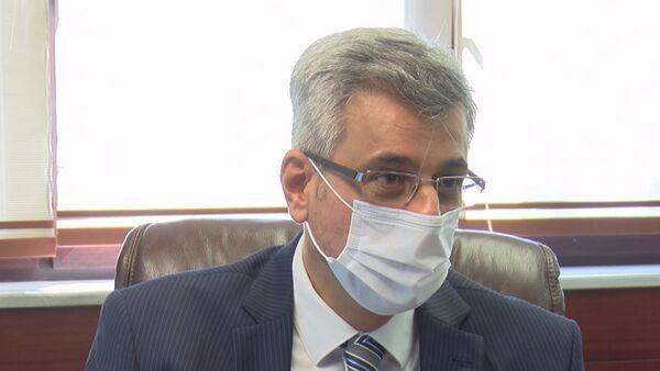 İstanbul İl Sağlık Müdürü Prof. Dr. Kemal Memişoğlu - Sputnik Türkiye