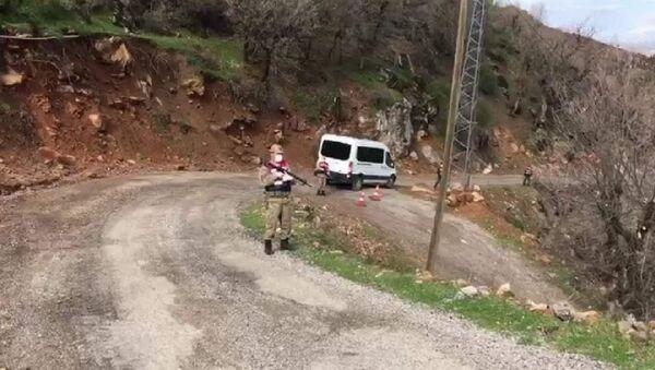 Siirt'in Şirvan ilçesi Kovid-19 nedeniyle karantinaya alındı - Sputnik Türkiye