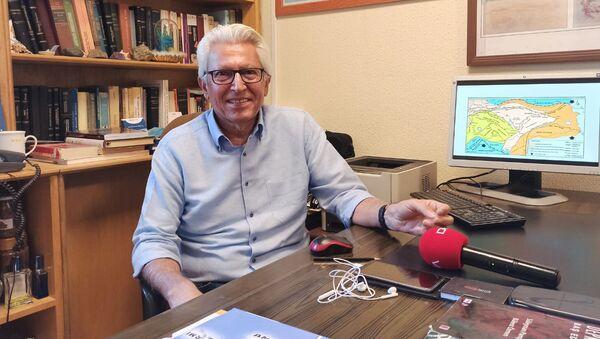 Prof. Dr. Süleyman Pampal - Sputnik Türkiye