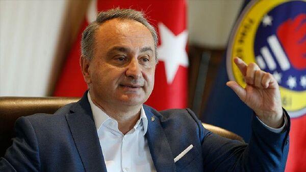 Selçuk Pehlivanoğlu - Sputnik Türkiye