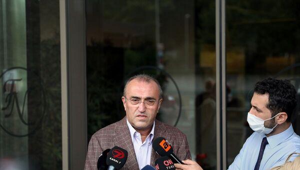 Abdurrahim Albayrak - Sputnik Türkiye