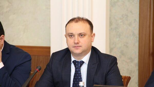 Rusya Federasyonu'na bağlı Başkurtistan Cumhuriyeti'nin Başbakan Yardımcısı ve Ekonomik Kalkınma ve Yatırım Politikası Bakanı Rustam Muratov - Sputnik Türkiye