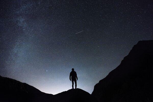 Dünyada en iyi gece gökyüzü manzarası görülebilecek bölgeler - Sputnik Türkiye