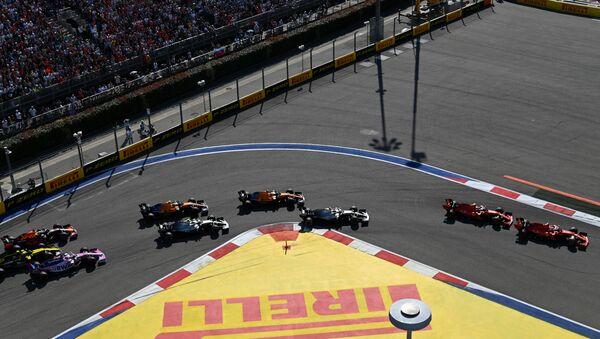 Rusya, Formula 1 Soçi Grand Prix - Sputnik Türkiye