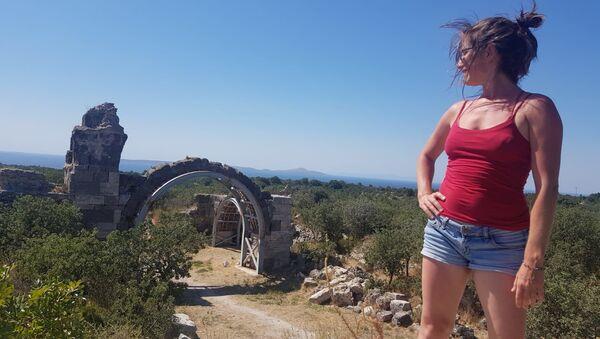 Athenalar Yürüyor - Sputnik Türkiye