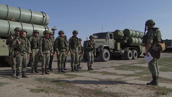 Rusya'da 80 bin askerin katıldığı 'Kafkas-2020'  - Sputnik Türkiye
