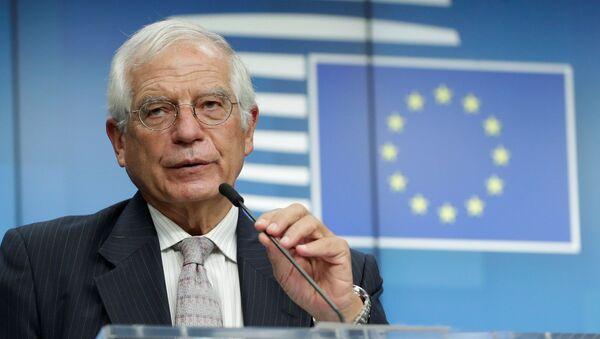 Josep Borrell - Sputnik Türkiye