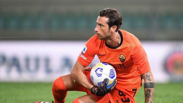 Roma-Hellas Verona maçı - Sputnik Türkiye