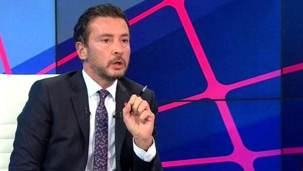 Ersin Düzen - Sputnik Türkiye