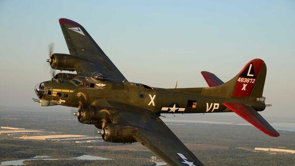 B-17 Flying Fortress - Sputnik Türkiye