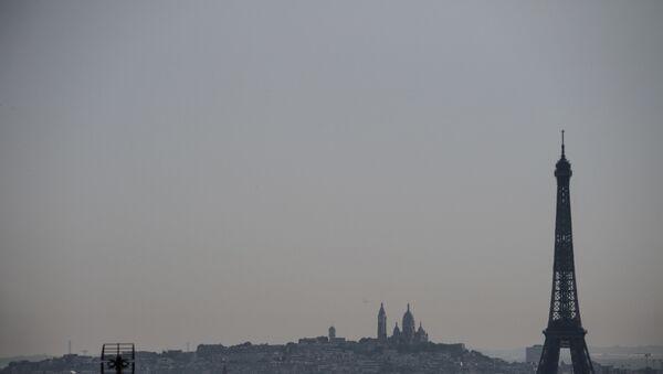 Eyfel Kulesi - Sputnik Türkiye