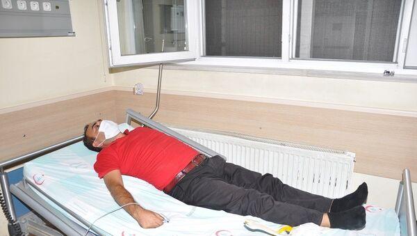 Darp edilen sağlık çalışanı - Sputnik Türkiye