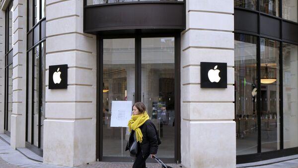 Apple, Lille, Fransa - Sputnik Türkiye