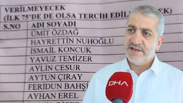 Yavuz Temizer - Sputnik Türkiye