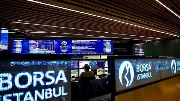 Borsa İstanbul - Sputnik Türkiye
