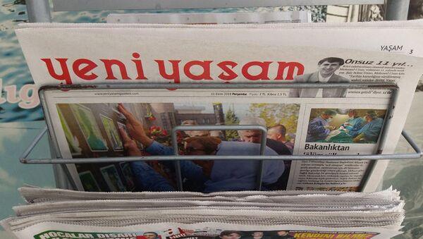 Yeni Yaşam gazetesi - Sputnik Türkiye